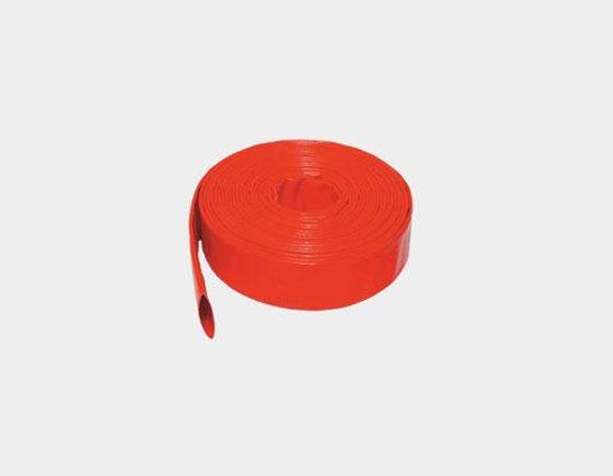 PVC LAYFLAT HOSE RED