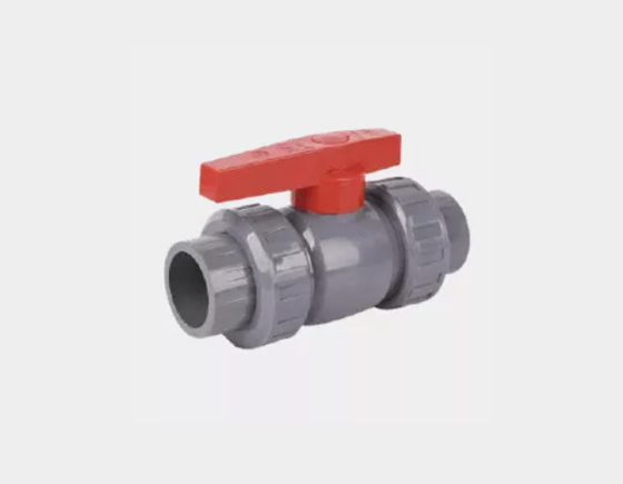 PVC VALVES AND FITTINGS